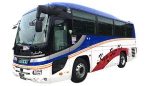 活用「熊本县北免费接驳巴士」!连结熊本机场、熊本市区、县北地区的便利移动法!