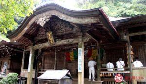 第36号灵场「青龙寺」:充满神话色彩的历史古寺