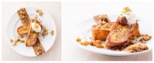 Sarabeth's纽约早餐女王–栗子蒙布朗法式吐司