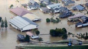 """快讯:日政府将台风""""海贝思""""指定为""""极其严重灾害"""""""