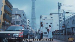 晴空塔(墨田区横川2丁目イツワ商事东京事务所门口