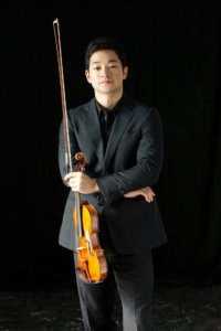 日天才小提琴家五嶋龙与中山大学驻校乐团演绎「四季」