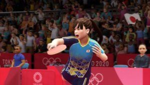 福原爱引退惹粉丝残念靠「空气桌球」前进2020奥运