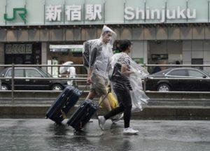 防灾讯息多日文观光客抱怨看呒