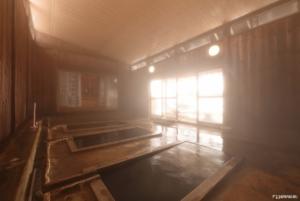福岛:西山温泉
