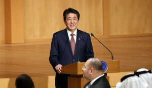 中国拘留日本教授安倍施压王岐山要求回应