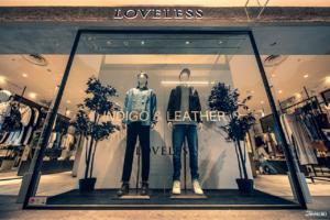 LOVELESS Sunny Side Floor:摩登衣着提案