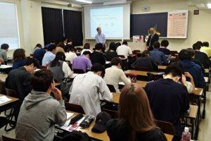 全国唯一日本大学邀请中国科大学者讲学