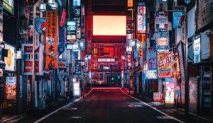 哈吉贝袭日!摄影师拍下无人歌舞伎町惊呼:宛如进入异世界