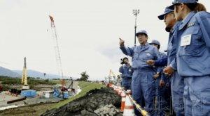 详讯2:安倍视察台风灾区 拟拨款五千亿日元用于重建