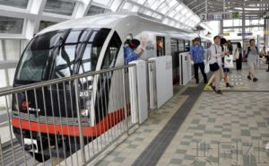 冲绳单轨电车延伸4公里 为游客提高便利度