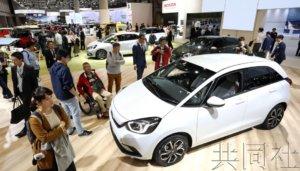 分析:东京车展衰落堪忧 日本市场停滞致海外车商缺席