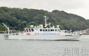 日韩共同投放虎豚鱼苗入海以维持水产资源