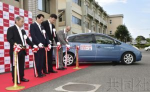 鹿儿岛县肝付町启用AI出租车运行系统