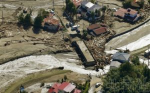 日本政府决定拨款7亿日元预备费应对台风灾情