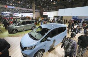 东京车展开幕在即 电动汽车或唱主角