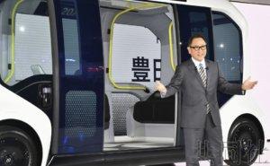 东京车展以EV和AI展现未来景象