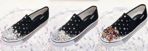 大阪买鞋哪里找?心斋桥限定原创鞋店「Question Mark」厚底鞋、宝石鞋仅一家!