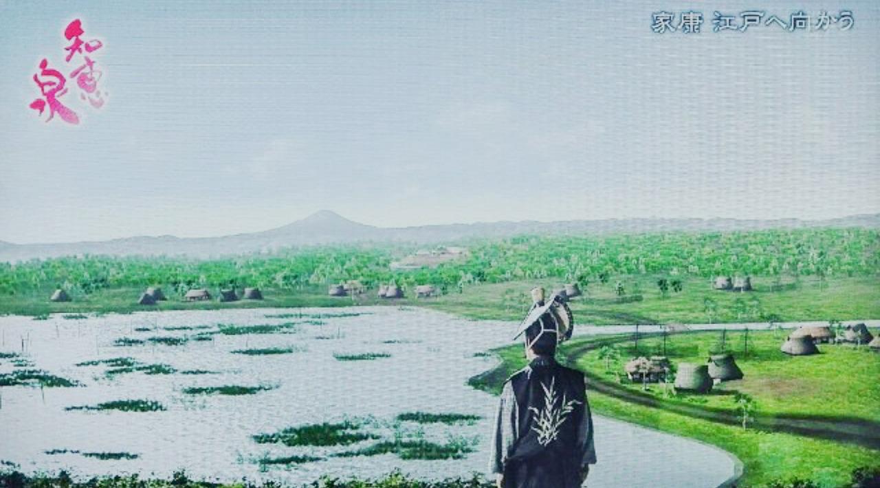 江戸日比谷入江 NHK「知恵泉」から引用