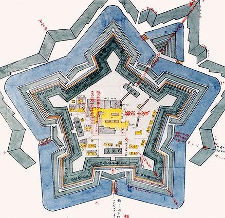 函館・五稜郭タワー   公式ウェブサイトから引用