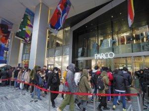 日本涩谷PARCO百货吸客力超强秘密武器是这招
