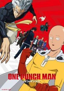 《一拳超人》第三部OVA的2分钟冒头视频播出