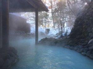 日本温泉100选:北海道有8个!