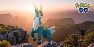 《Pokémon GO》第五世代传说圣剑士「勾帕路翁」11月5日起即将降临