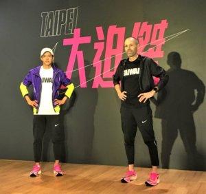 日本马拉松纪录保持人旋风访台大迫杰透露挑战初马秘诀