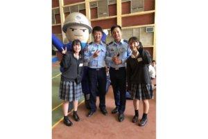 淡水商工与日本高校交流展现国防教育扎根成效