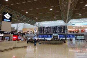 成田机场对一厦门飞抵航班未实施乘客健康确认