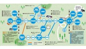 信州・飞騨アルプスワイドフリーパスポート:一次玩遍上高地、乘鞍、高山、松本