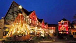 【神户】布引香草园「古城的圣诞节」