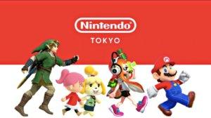 任天堂日本首座旗舰店「Nintendo TOKYO」11/22 涩谷开幕!电玩游戏迷快来朝圣