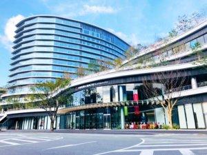 熊本市中心全新开幕「巴士转运站共构复合商场」 处处可见酷MA萌