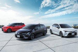 丰田制霸!Toyota Corolla不仅攻占日本10月销售第一,前10名更是精彩
