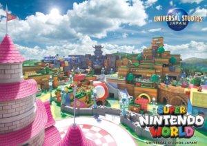 日本环球影城「任天堂世界」开幕预备!超梦幻主题乐园视觉曝光