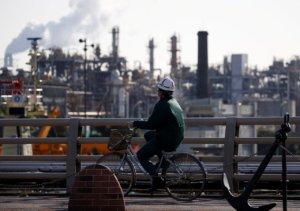 日本10月工业生产减少4.2%