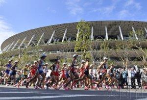 详讯:东京奥运马拉松男女比赛或同一天举行