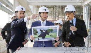熊本八代港修建游轮基地 欲借熊本熊吸引访日游客