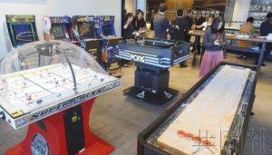 TAITO将在东京银座开设电玩酒吧和餐厅