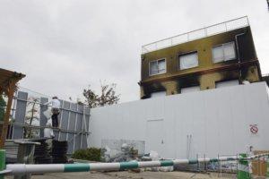 京都动画第一工作室启动拆除准备工作