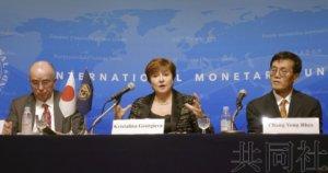 IMF总裁认为日本有必要继续分阶段提升消费税率
