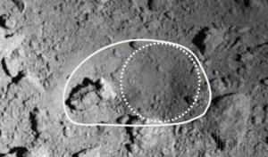 """""""隼鸟2号""""人造陨石坑范围敲定 讨论历时半年"""