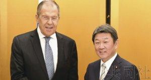 详讯:日俄外长就日外相12月访俄达成一致