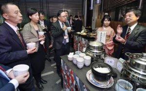 日本新潟县产大米推广活动在北京举行