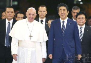 详讯:罗马教皇对全球经济差距扩大敲响警钟