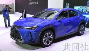 广州车展日本车企纷纷发布新能源车
