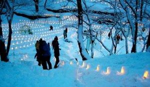 宫城藏王三源乡的冬天正是观光好时机!