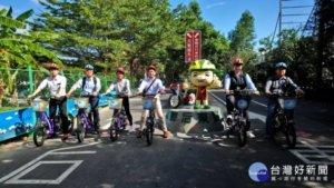 台中推自行车友善城市日本鸟取县观摩取经